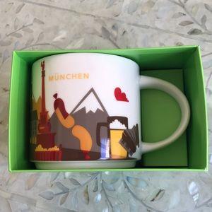 Starbucks Mug Munich München NEW with box YAH